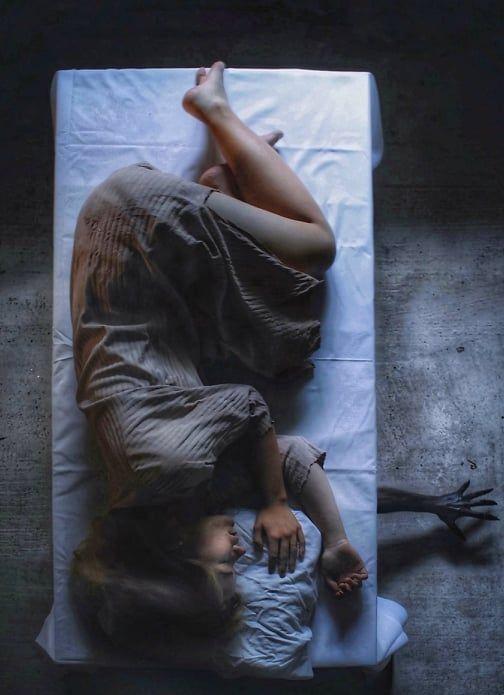 Nočný des