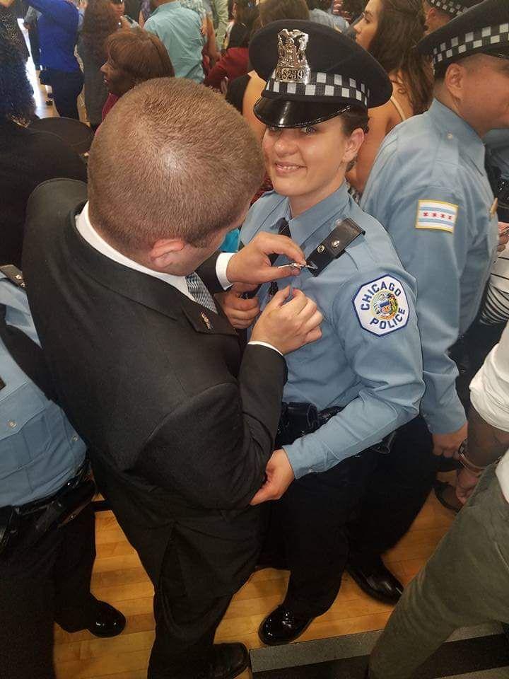 Policajtka Patrícia zo Chicaga: Bez nepriestrelnej vesty by sme nešli do ulíc, gangy vedú neustále boje