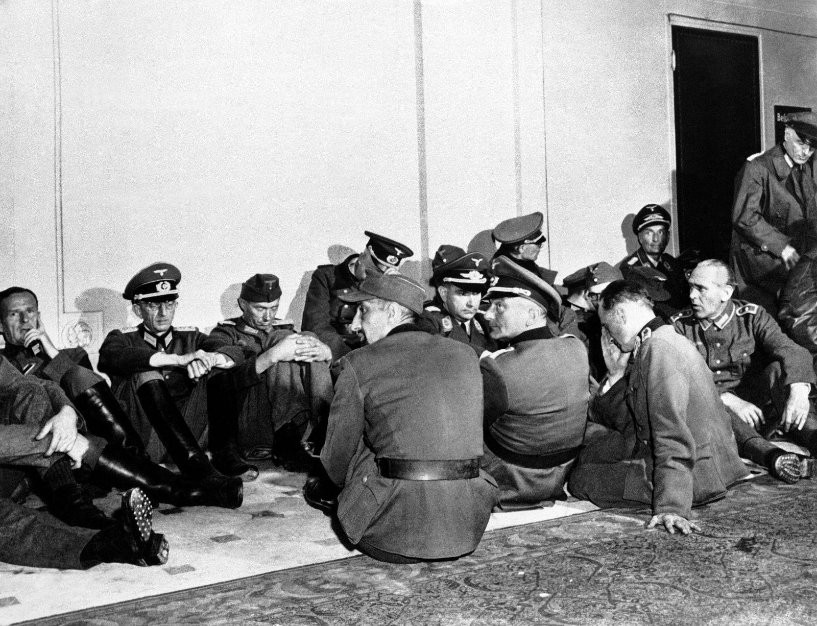 užívanie drogy 2. s. v. nacisti atď