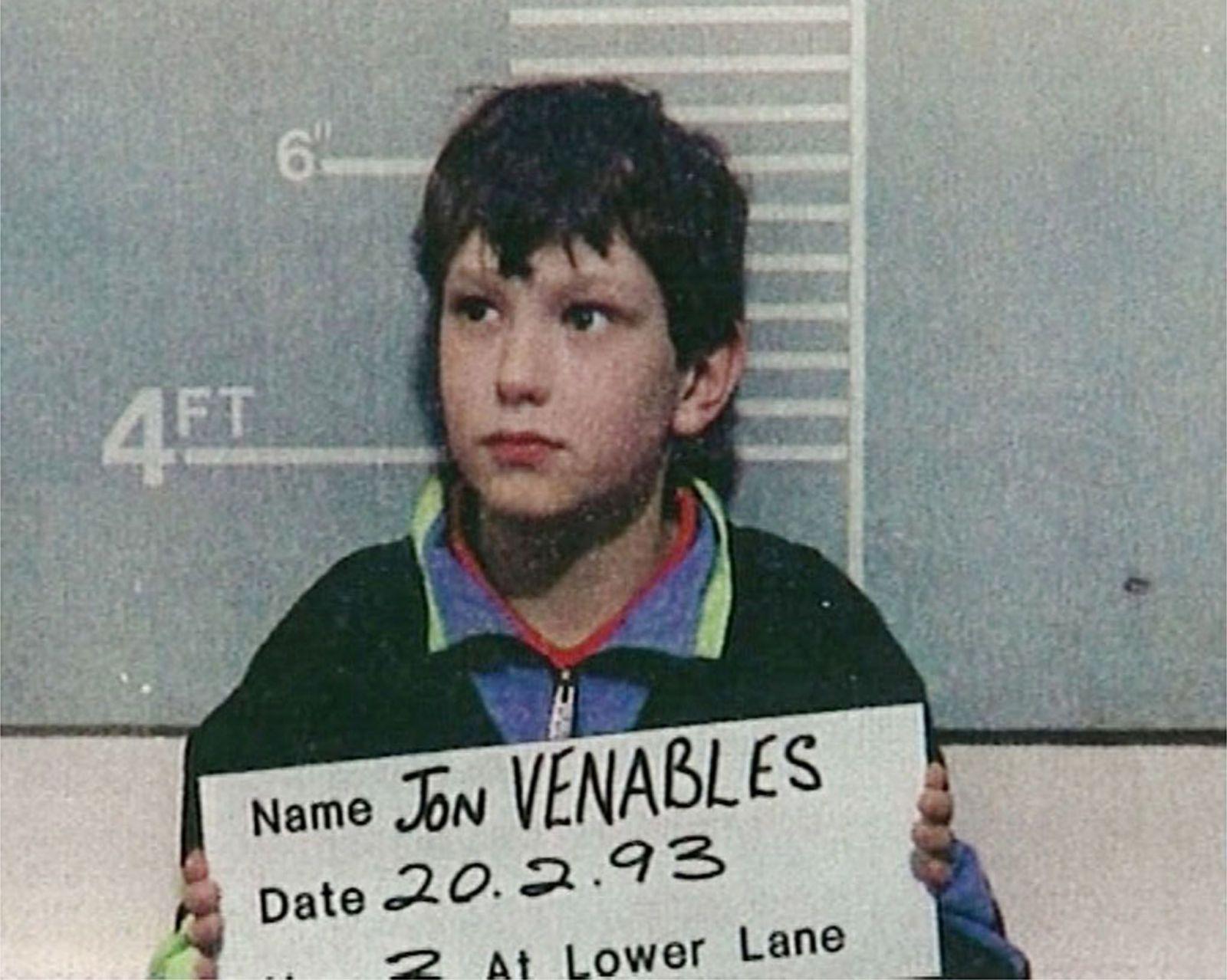 Jon Venables (20. február 1993)