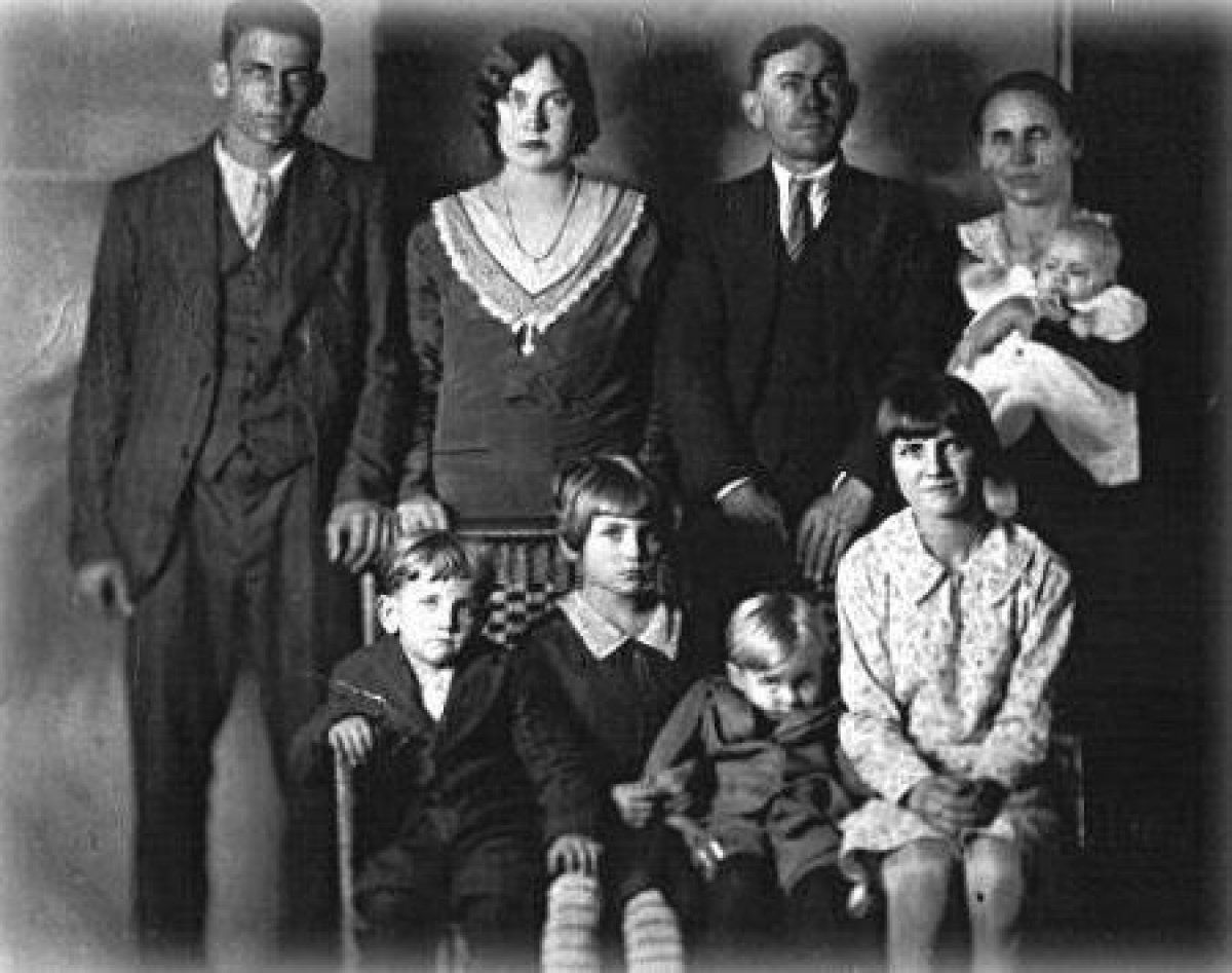 Rodina Charlesa Lawsona