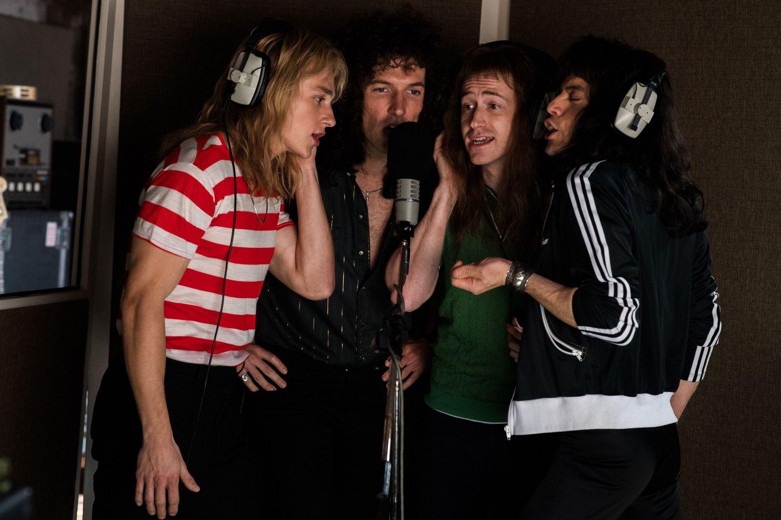 Bohemian Rhapsody zverejní 22-minútový záznam koncertu Live Aid s Ramim Malekom