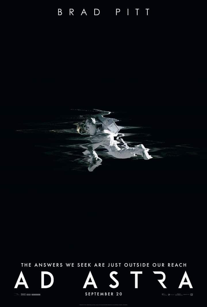 Brad Pitt sa vydáva na planétu Neptún, kde jeho otec Tommy Lee Jones pátral po mimozemšťanoch