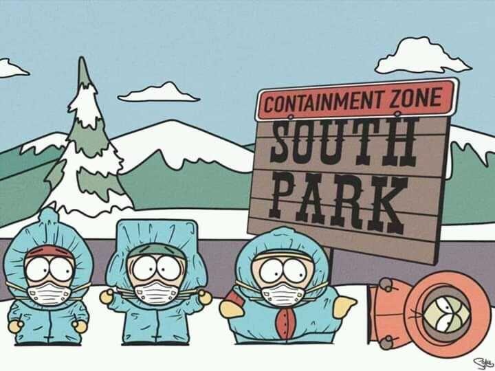 Koronavírus v South Parku