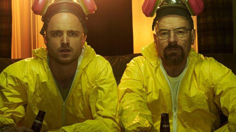 Vo filmovej verzii Breaking Bad sa údajne objavia Walter White a Jesse Pinkman