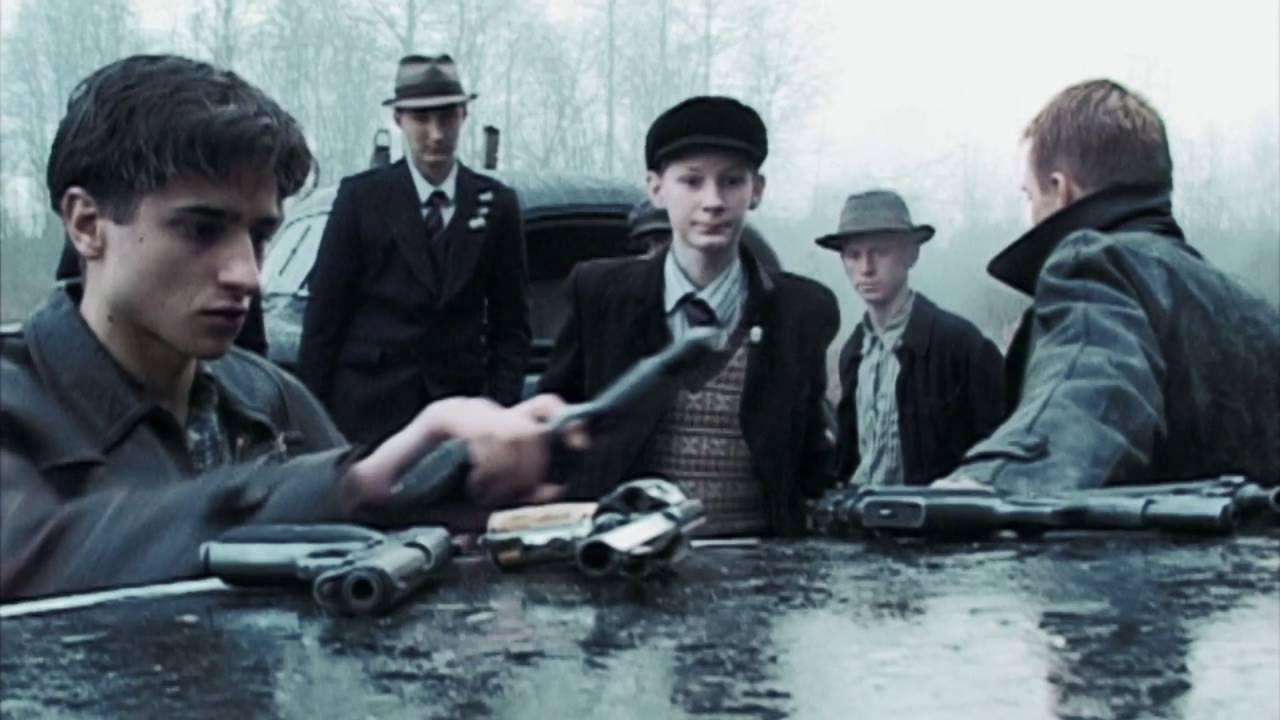 Fotografia z filmu Edelweisspiraten