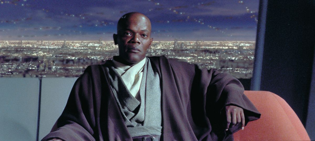 Samuel L. Jackson je pripravený na návrat do Star Wars. Stále vlastní svoj fialový svetelný meč