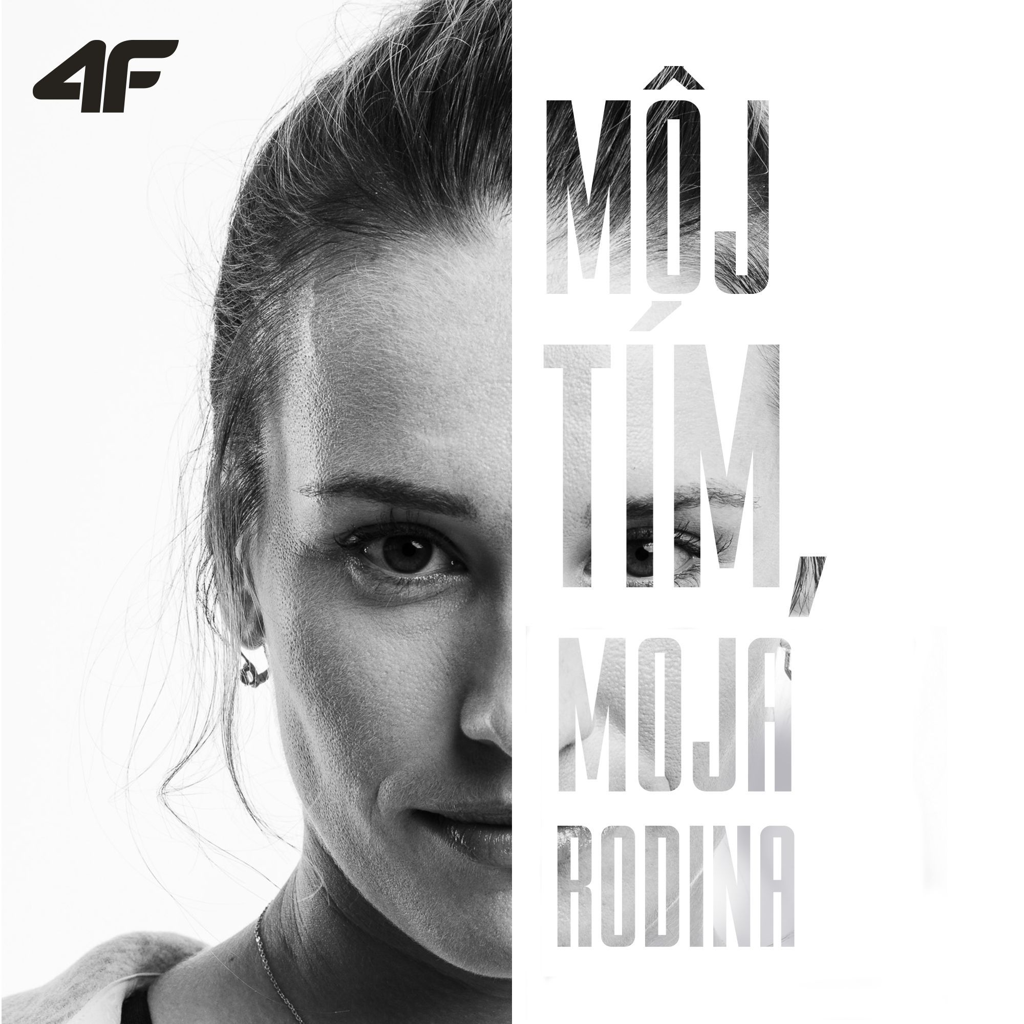 Paulína Fialková je hrdou ambasádorkou športovej značky 4F