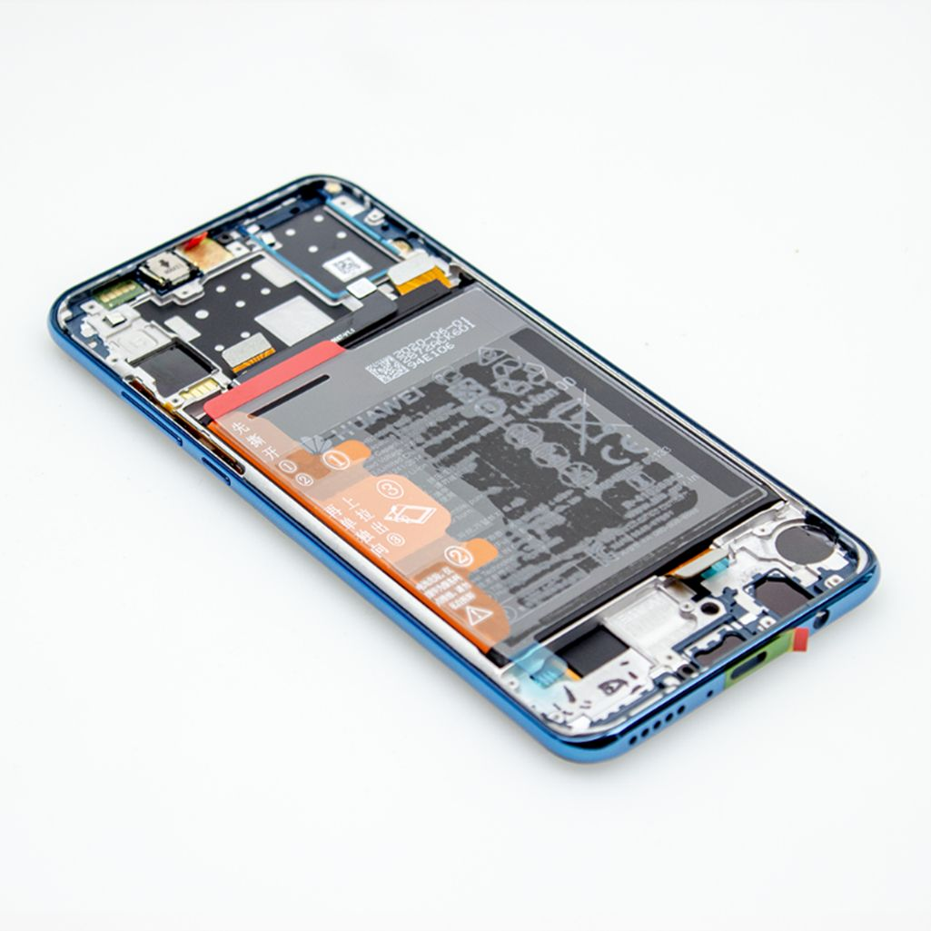 3 důvody, proč na opravu displeje Huawei použít originální díly