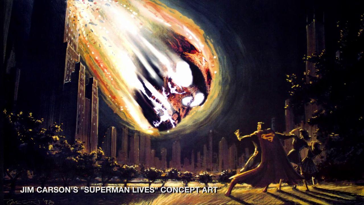 Filmy, ktoré nikdy nevznikli: Nic Cage ako Superman v réžii Tima Burtona?