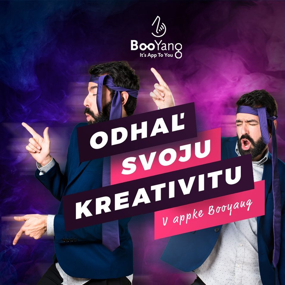 115-tisíc stiahnutí a množstvo mladých talentov. Aplikácia Booyang od Jara Slávika sa pripravuje na jesennú expanziu (Rozhovor)