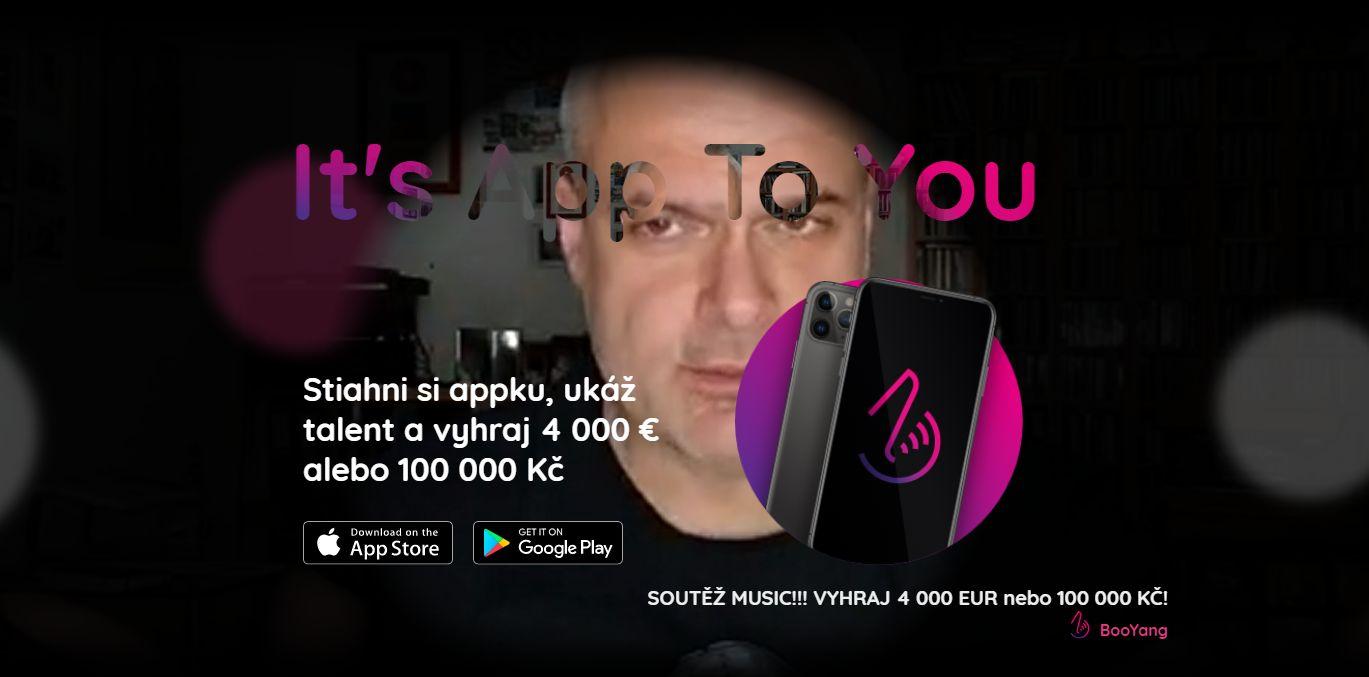 Staň sa slávnym hudobníkom a zarob si na luxusné leto 4-tisíc eur s aplikáciou Jara Slávika. Máš šancu len do konca júna