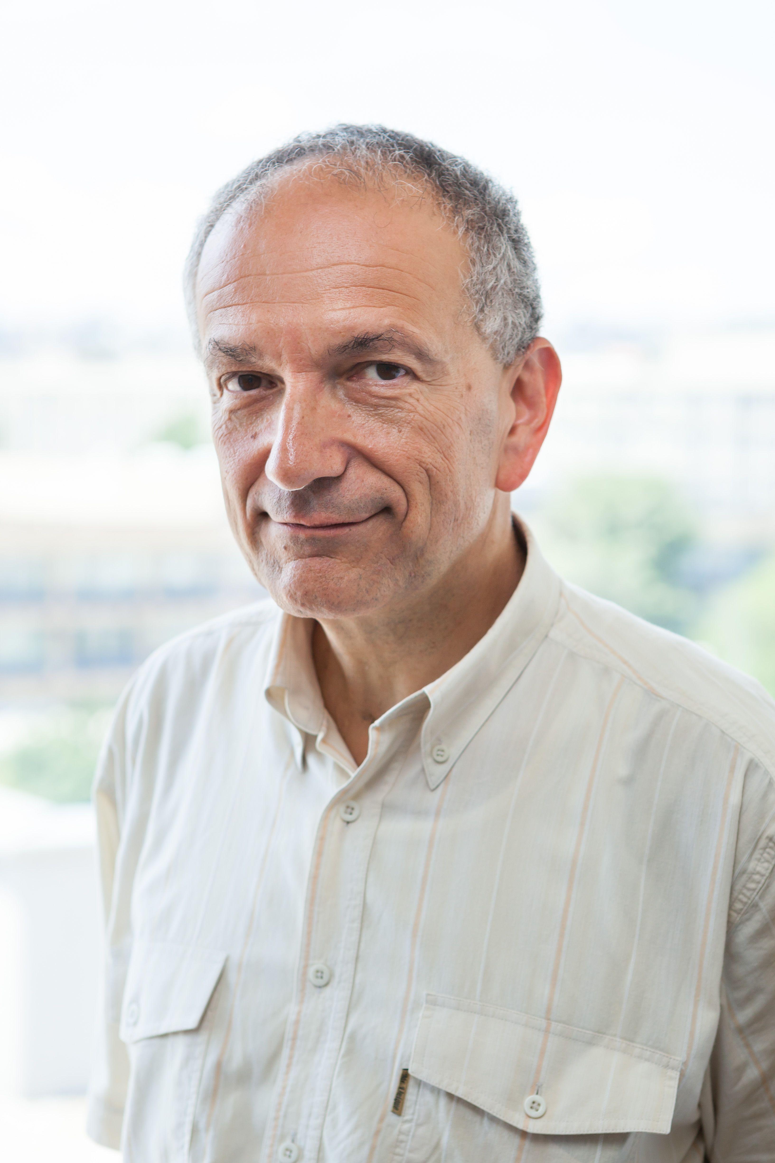 Slovenský gastroenterológ Peter Minárik