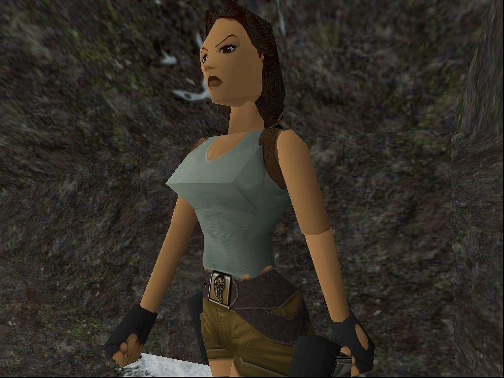 Lara z roku 1996.