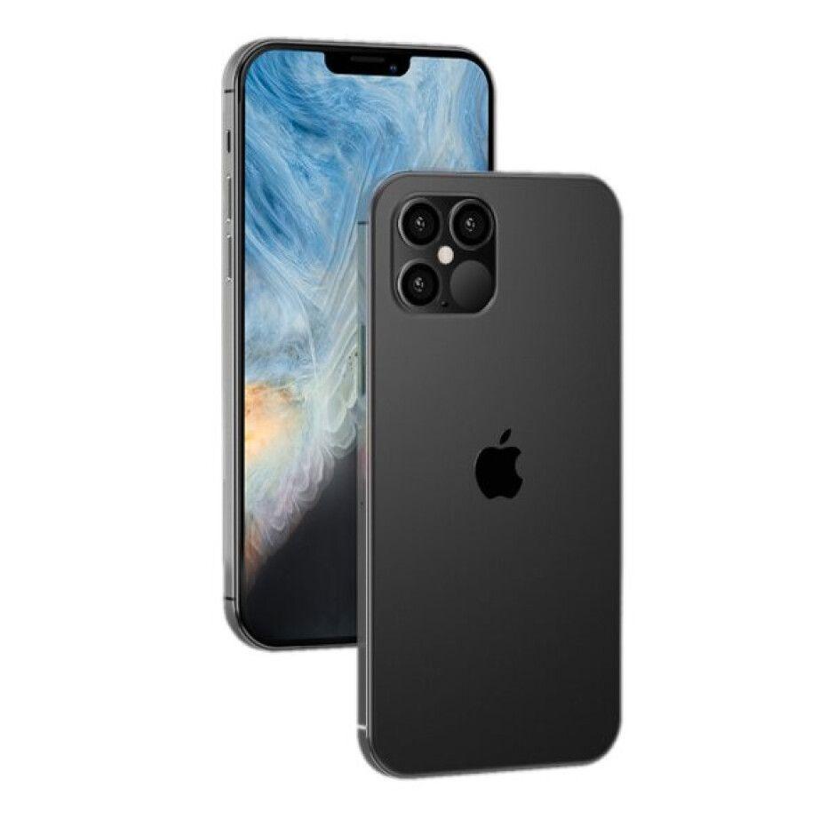 Takto má vyzerať iPhone 12 Pro Max