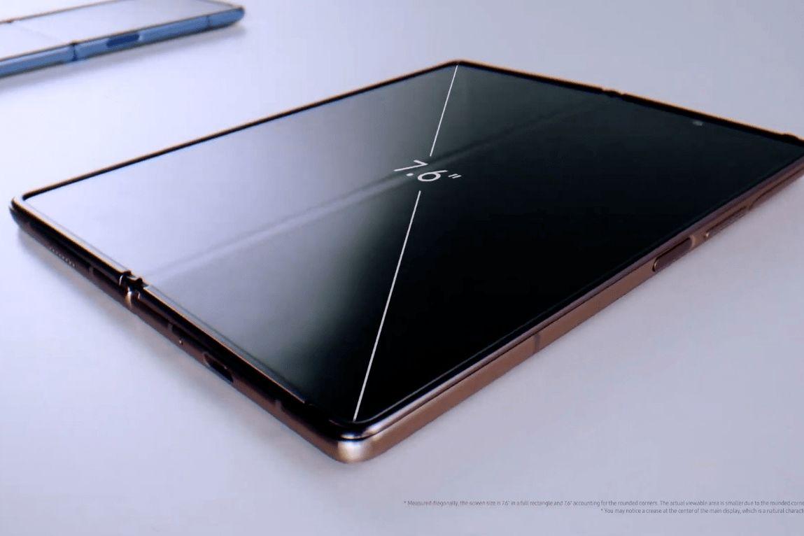 Samsung predstavil aj druhú generáciu skladacieho Galaxy Z Fold 2