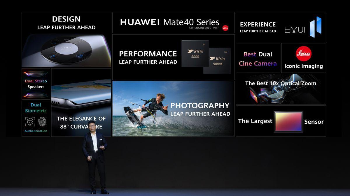 Huawei Mate 40 Pro je tu. Možno posledná vlajková loď tejto značky