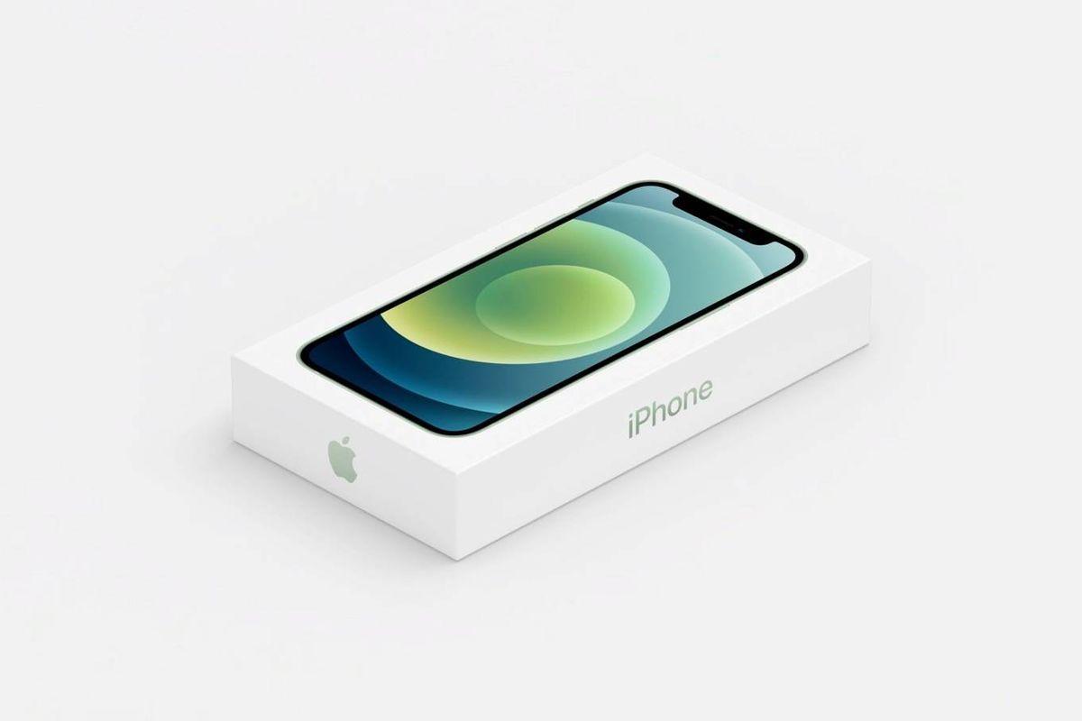 Balenie iPhonu 12 je výrazne menšie