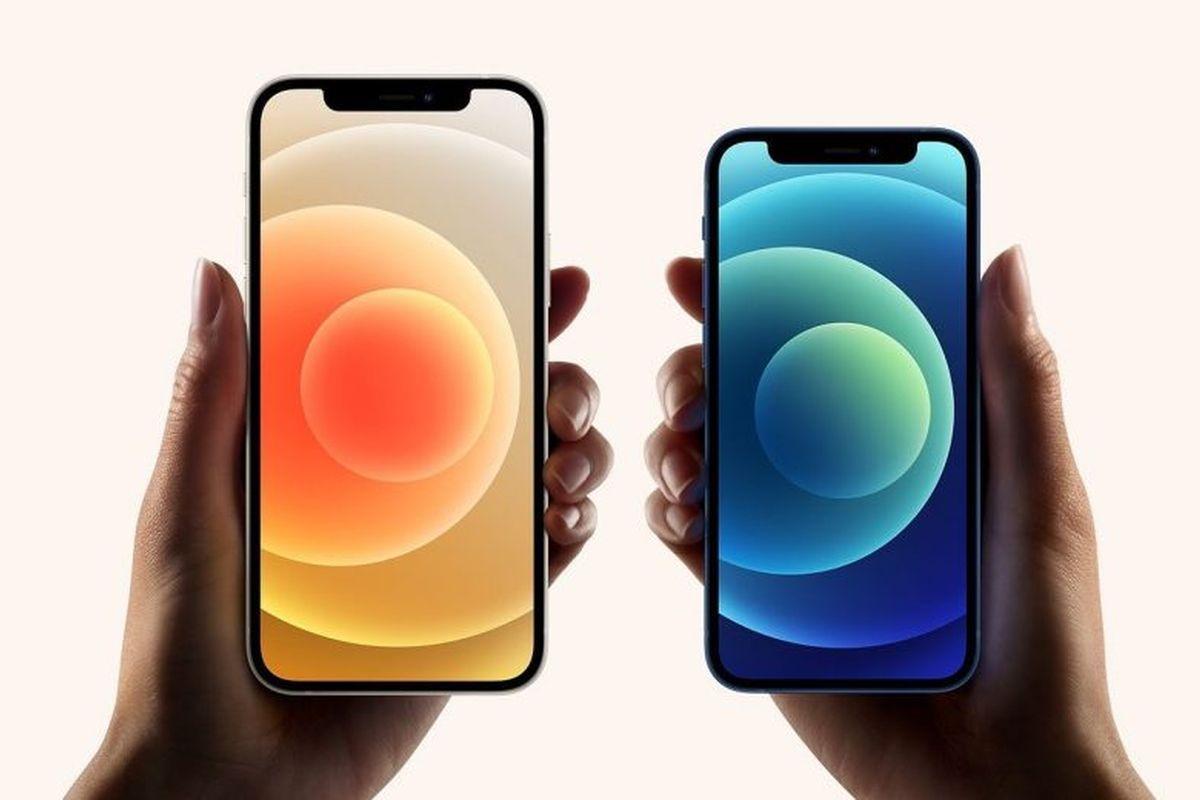 iPhone 12 a iPhone 12 mini