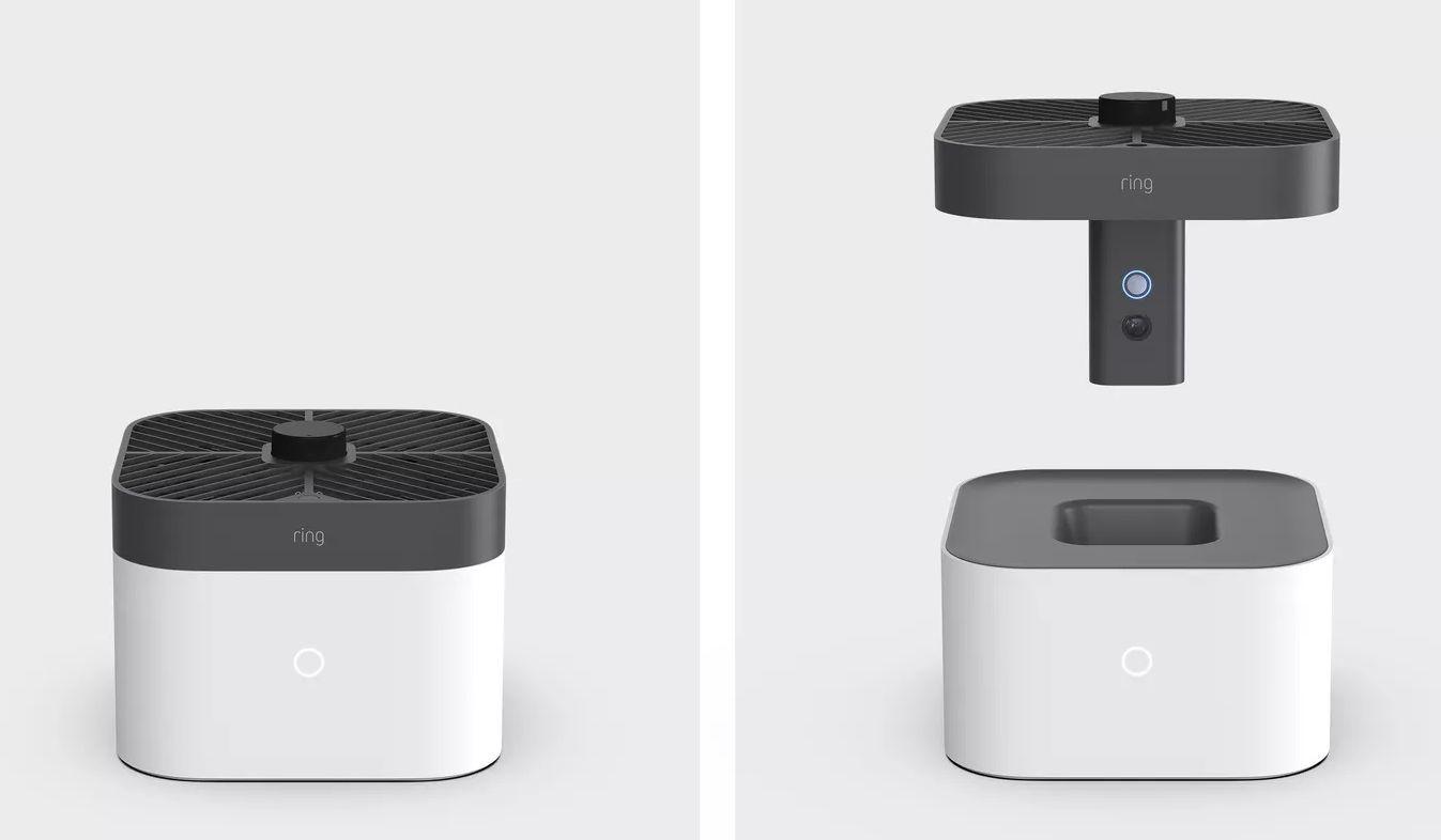 Amazon predstavil neuveriteľnú domácu bezpečnostnú kameru. Nie je na stene, ale lieta po byte