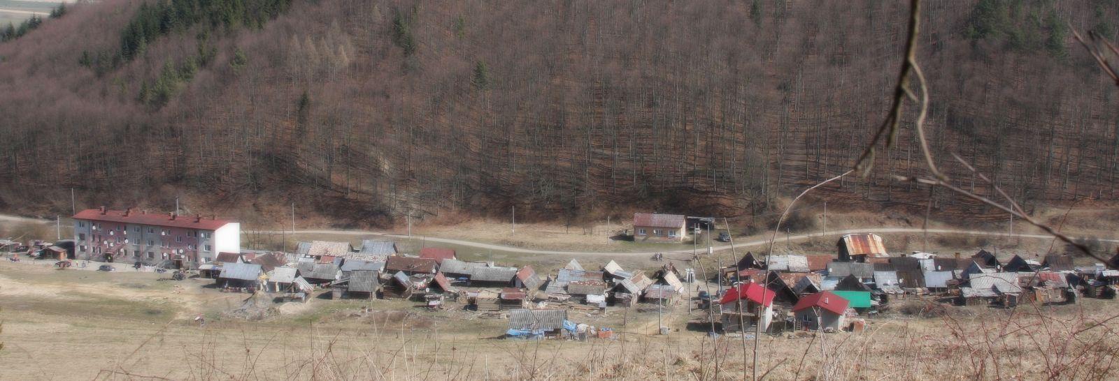 Rómska osada v Lenartove má 700 obyvateľov