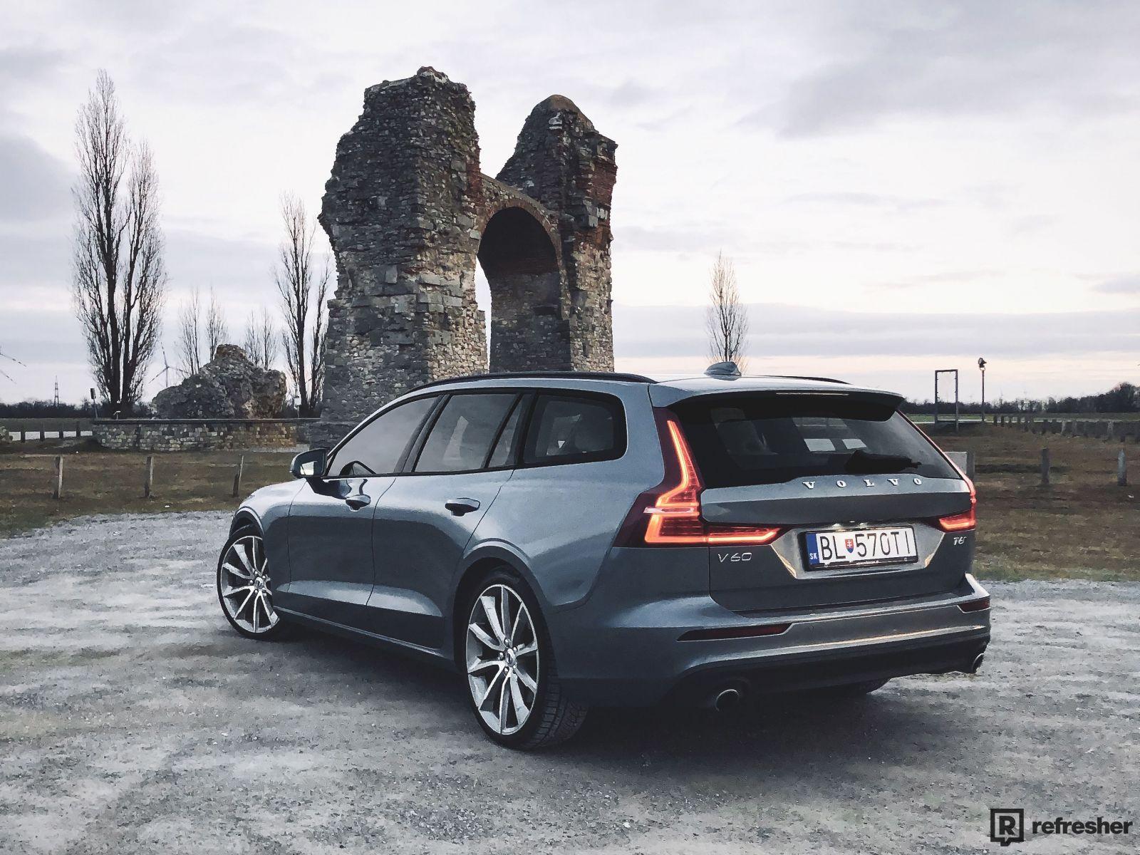 Má Volvo najkrajšie kombi na trhu? Vyskúšali sme novú V60-ku a ostali sme nadšení
