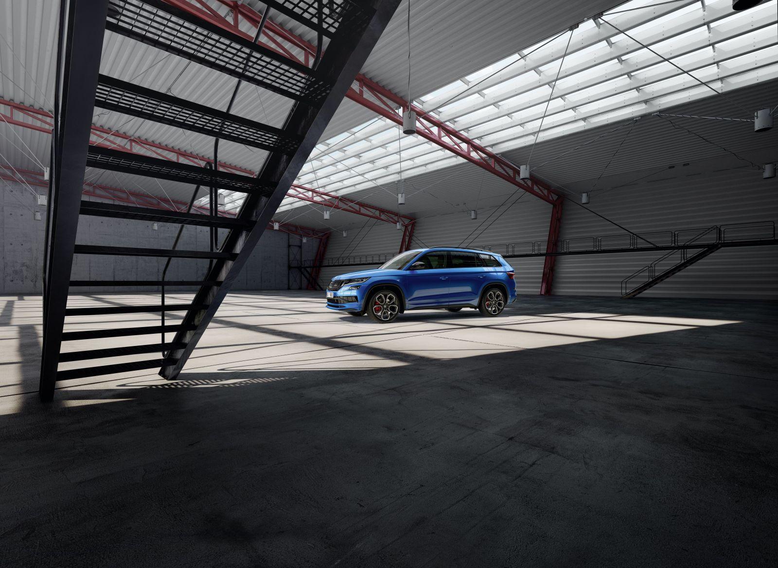 Naftový Kodiaq RS sa teší veľkej obľube, paradoxne však už čoskoro skončí