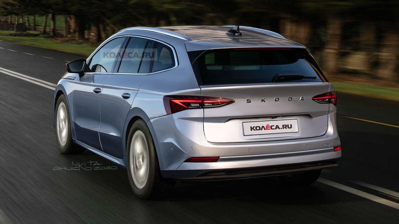 Nová elektrická Škoda bude vyzerať takto. Priprav sa na futuristický kokpit a výkon až 306 koní