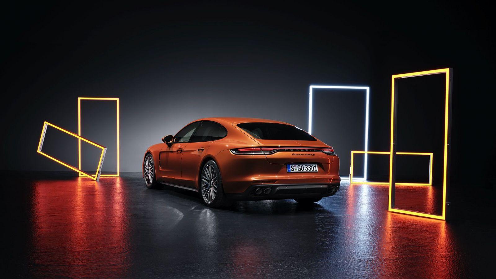 Porsche hlási návrt k tradíciám. Najvýkonnejšia Panamera už nie je plug-in hybrid, má však až 630 koní