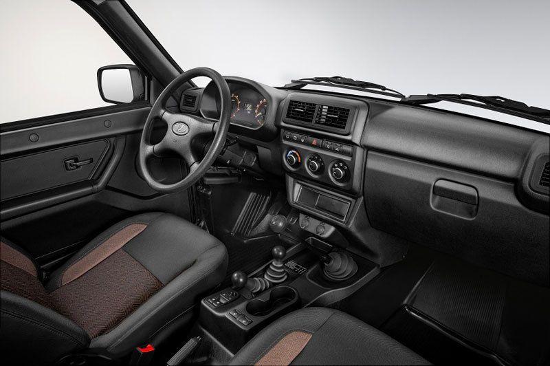 Nesmrteľná Lada Niva má za sebou ďalší facelift. Ruskí technici zvýšili najmä komfort kabíny