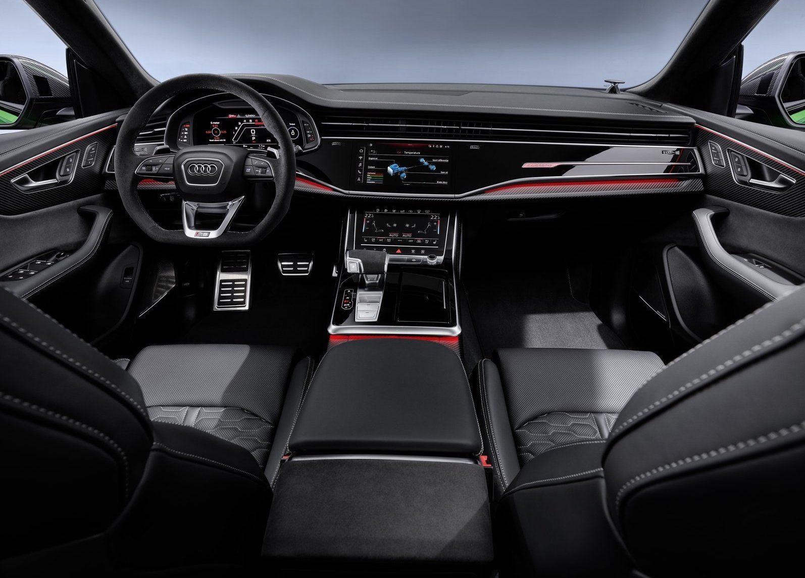 Nové RS Q8 vyráža dych. 600-koňová beštia z Bratislavy je najrýchlejším SUV na Nürburgringu