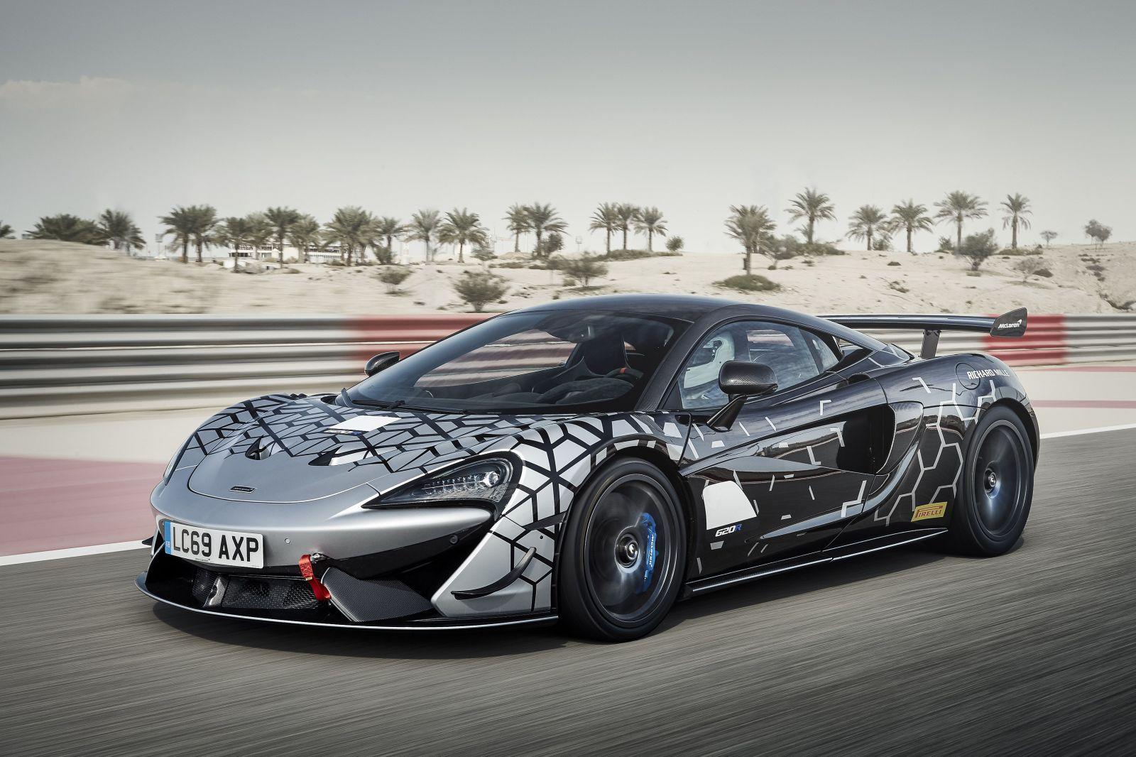 McLaren postavil pretekársky špeciál pre bežná cesty. Je najvýkonnejší svojho druhu