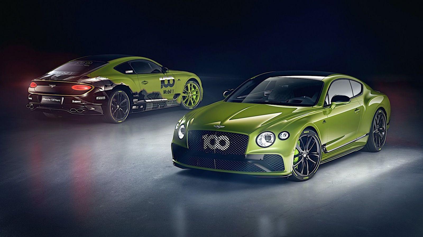 Bentley oslavuje rekord na Pikes Peak extrémnym GT-čkom