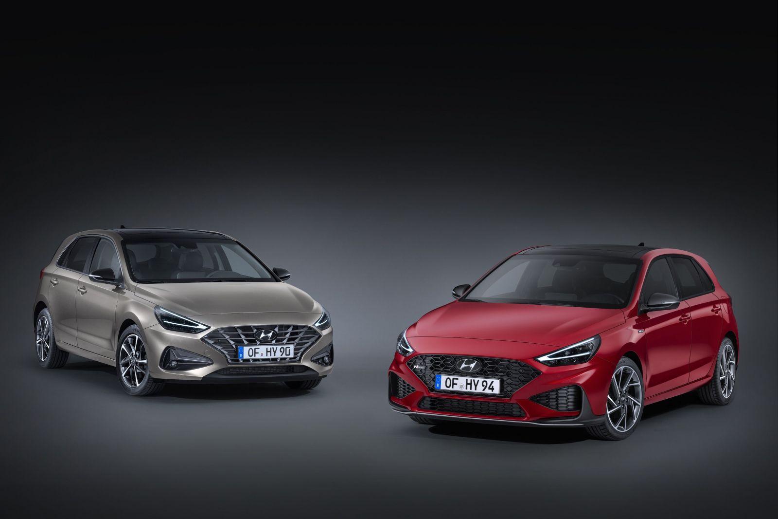 Populárny Hyundai i30 získal po veľkom facelifte atraktívnejší zjav, modernejšiu techniku a nové motory