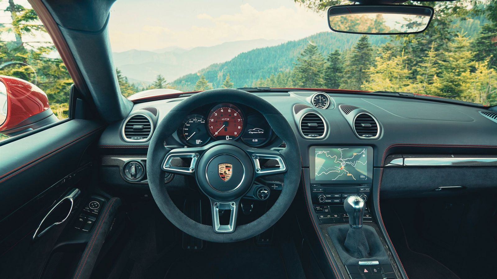 Porsche otáča a v šoférskych 718-kach nahrádza štvorvalec 400-koňovým šesťvalcom