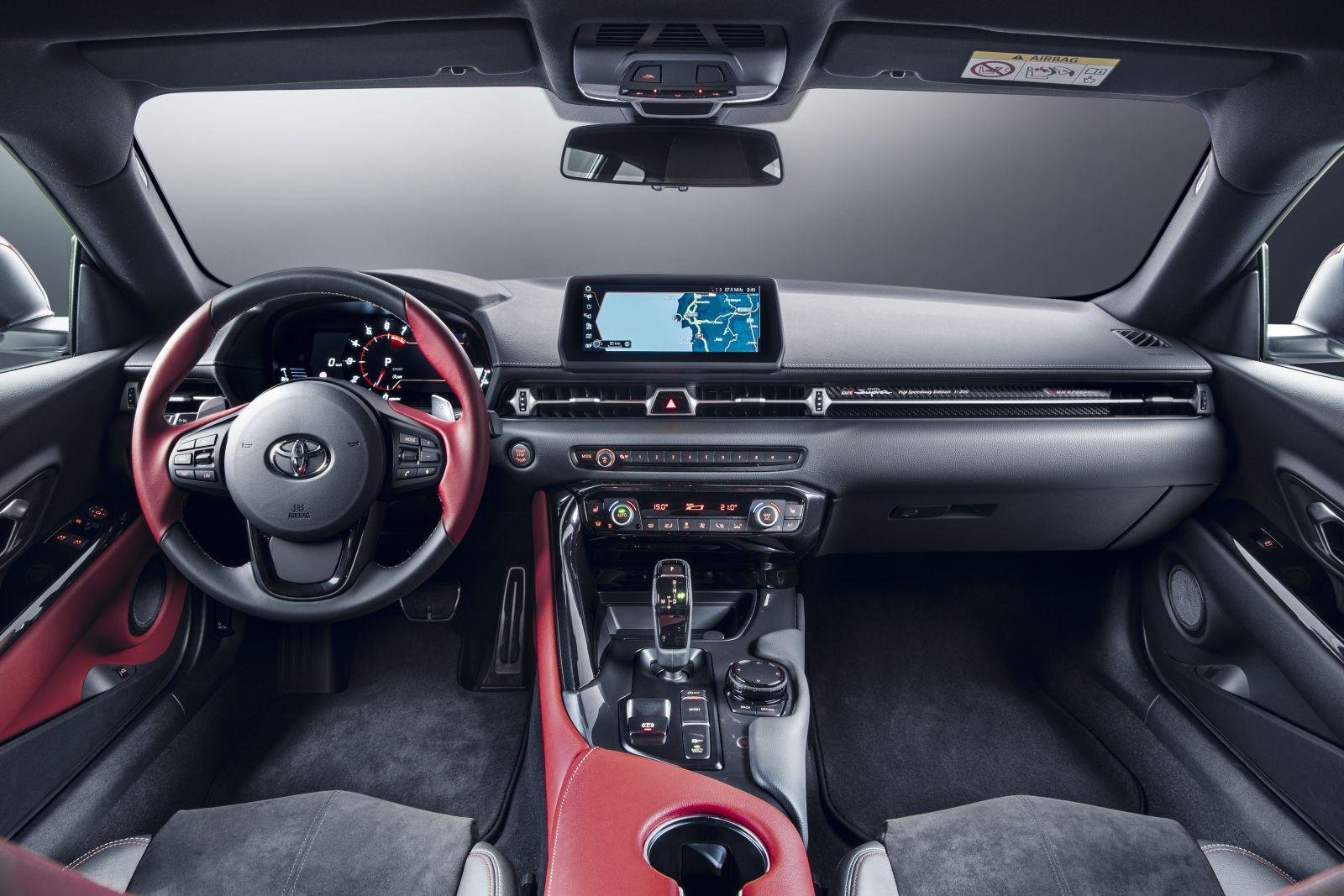 Znovuzrodená Supra prichádza do Európy so štvorvalcom. Pohádza opäť od BMW a má 258 koní
