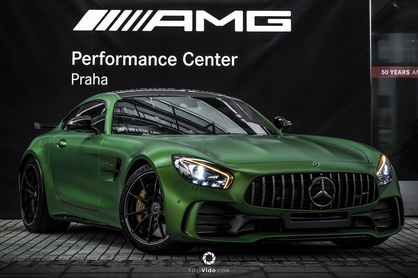 Nejlepší silniční sportovní auto od AMG všech dob už i u nás. Takto vypadá  famózní GT R. image b76499d230