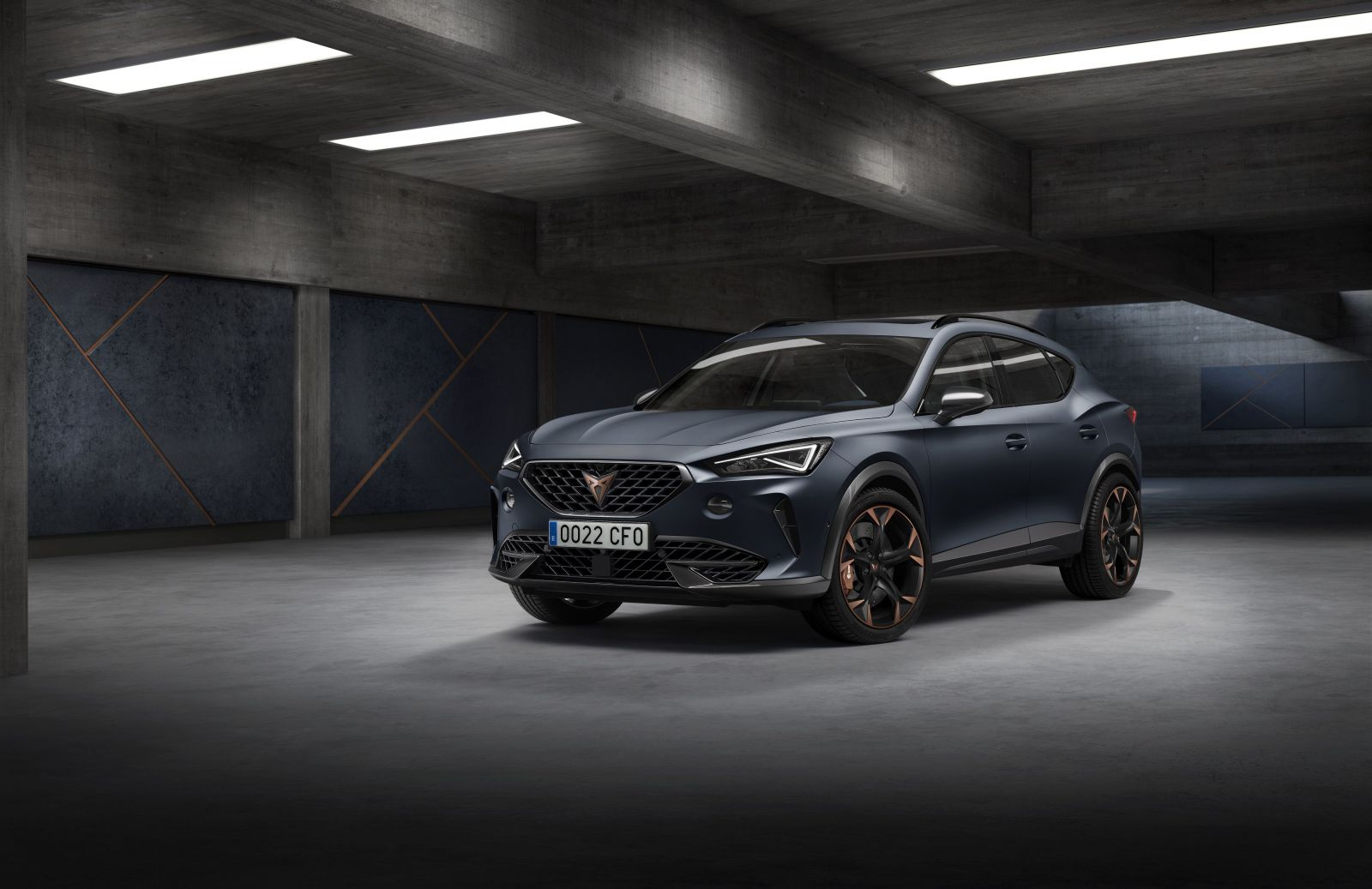 Formentor je prvý vlastný model značky Cupra. Môže mať hybridných 245 alebo benzínových 310 koní