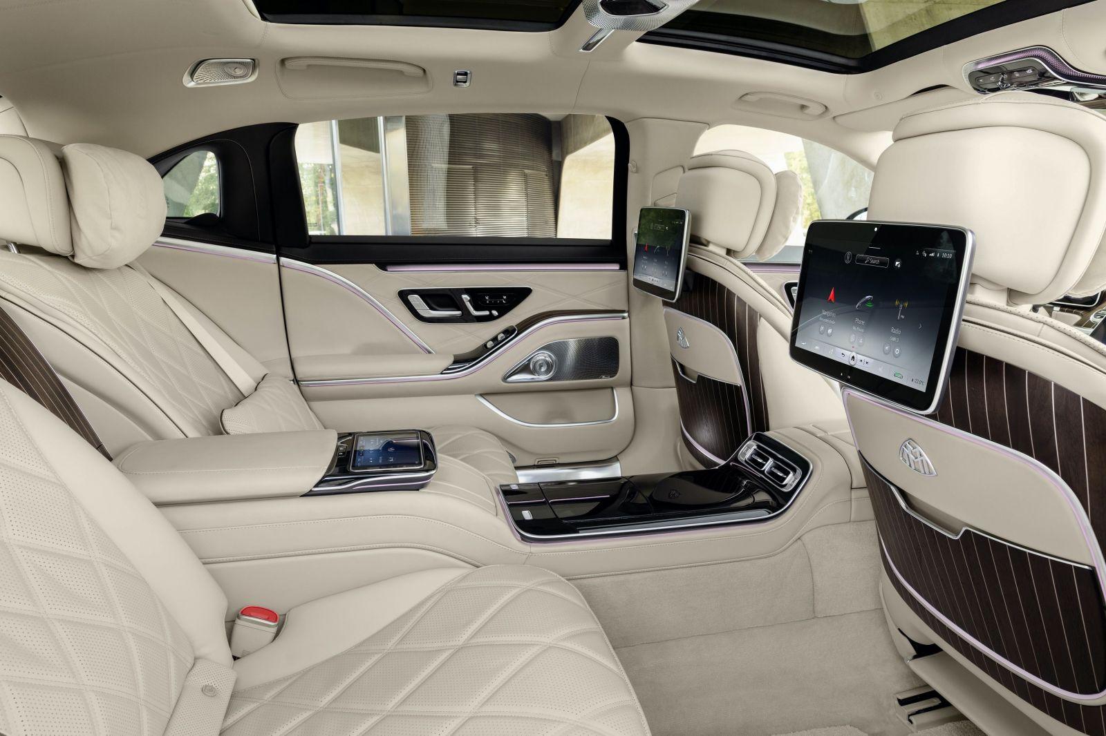 Práve odhalený S-kový Mercedes-Maybach má definovať nový vrchol luxusu