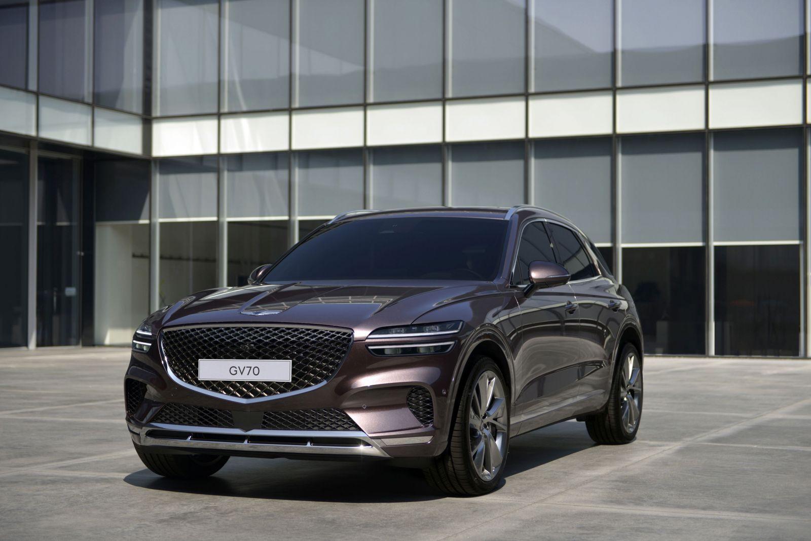Na obzore je ďalšie luxusné SUV, ktorým chcem značka Genesis zaútočiť na nemeckú konkurenciu