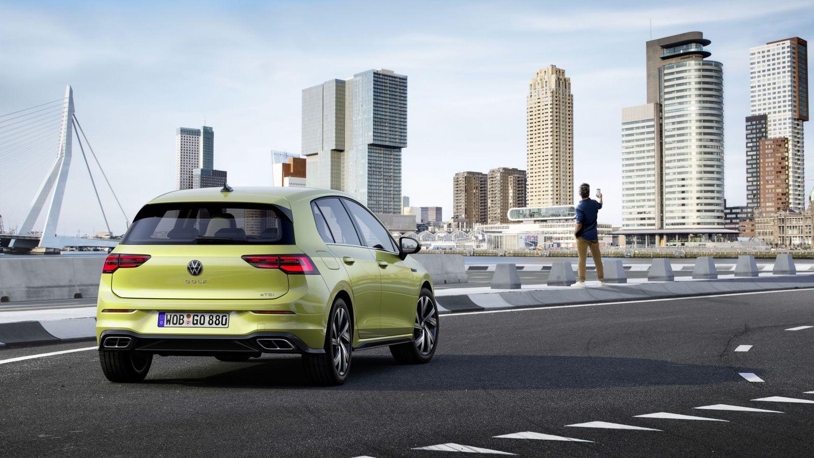 Ikona nižšej strednej triedy prichádza v 8. generácii. Toto je úplne nový Volkswagen Golf