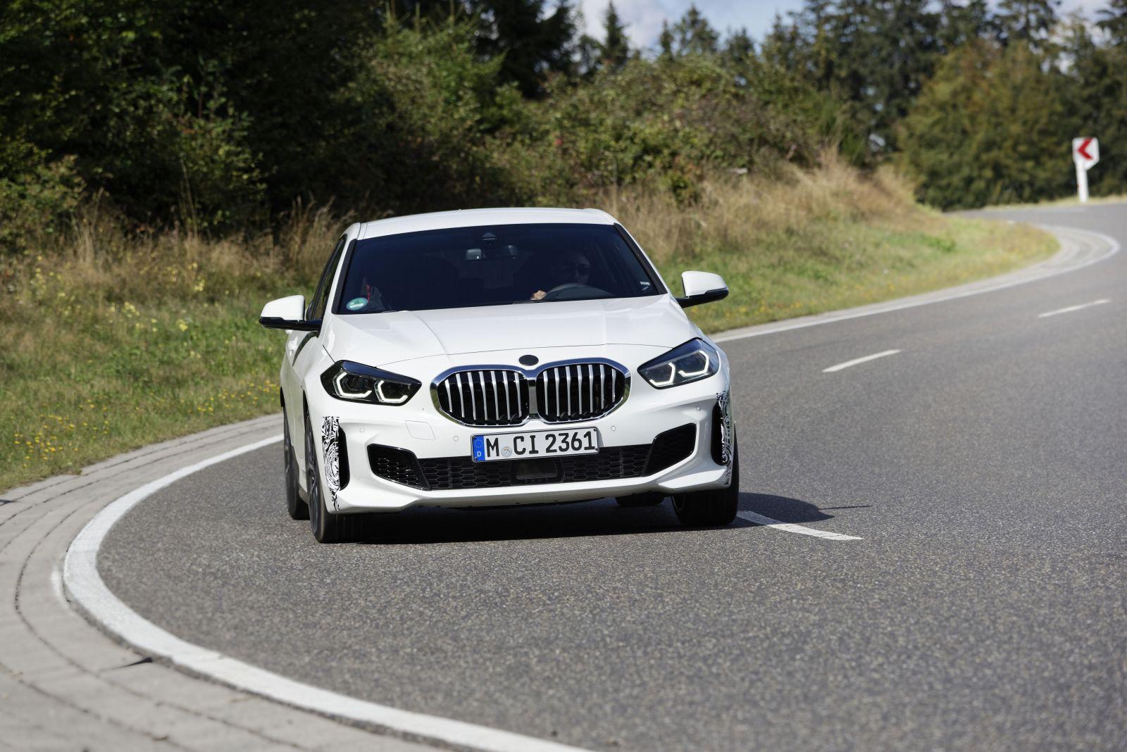 BMW prekvapuje. Na trh uvedie športovú verziu 128ti s predným pohonom a 265 koňmi