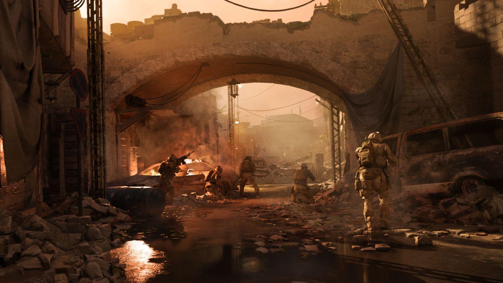 Vyšlo Call of Duty: Moder Warfare. Hráča má postaviť pred ťažké morálne rozhodnutia