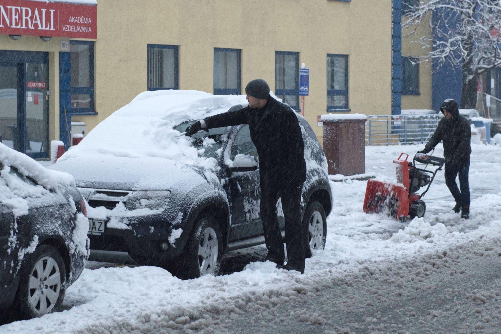 Na biele Vianoce môžeš zabudnúť. Od pondelka sa na Slovensko vráti skôr jar.