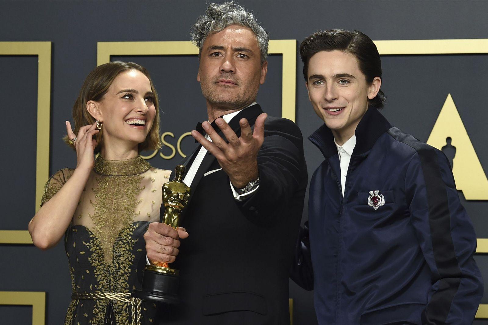Porazení z Oscarov 2020 neodišli s prázdnymi rukami. Dostali darčeky v hodnote 225-tisíc dolárov