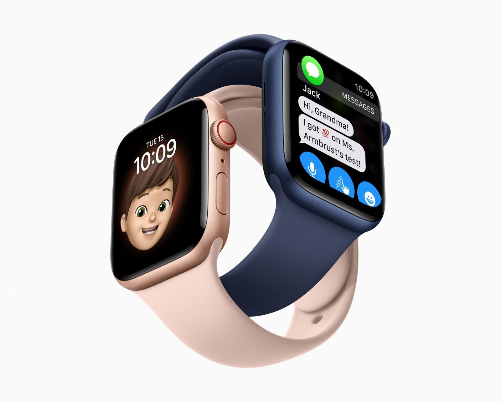 Apple predstavil nové Apple Watch Series 6 s meraním kyslíku v krvi aj lacnejšie hodinky Apple Watch SE