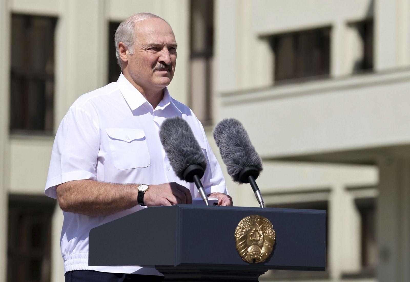 10 dôvodov, prečo je Alexander Lukašenko považovaný za posledného európskeho diktátora
