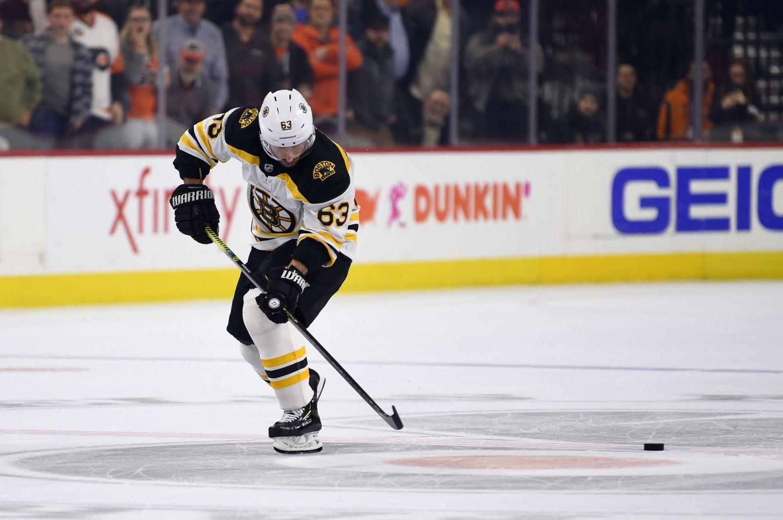 Chárov Boston v NHL kuriózne prehral nájazdy, útočník netrafil puk už v stredovom kruhu