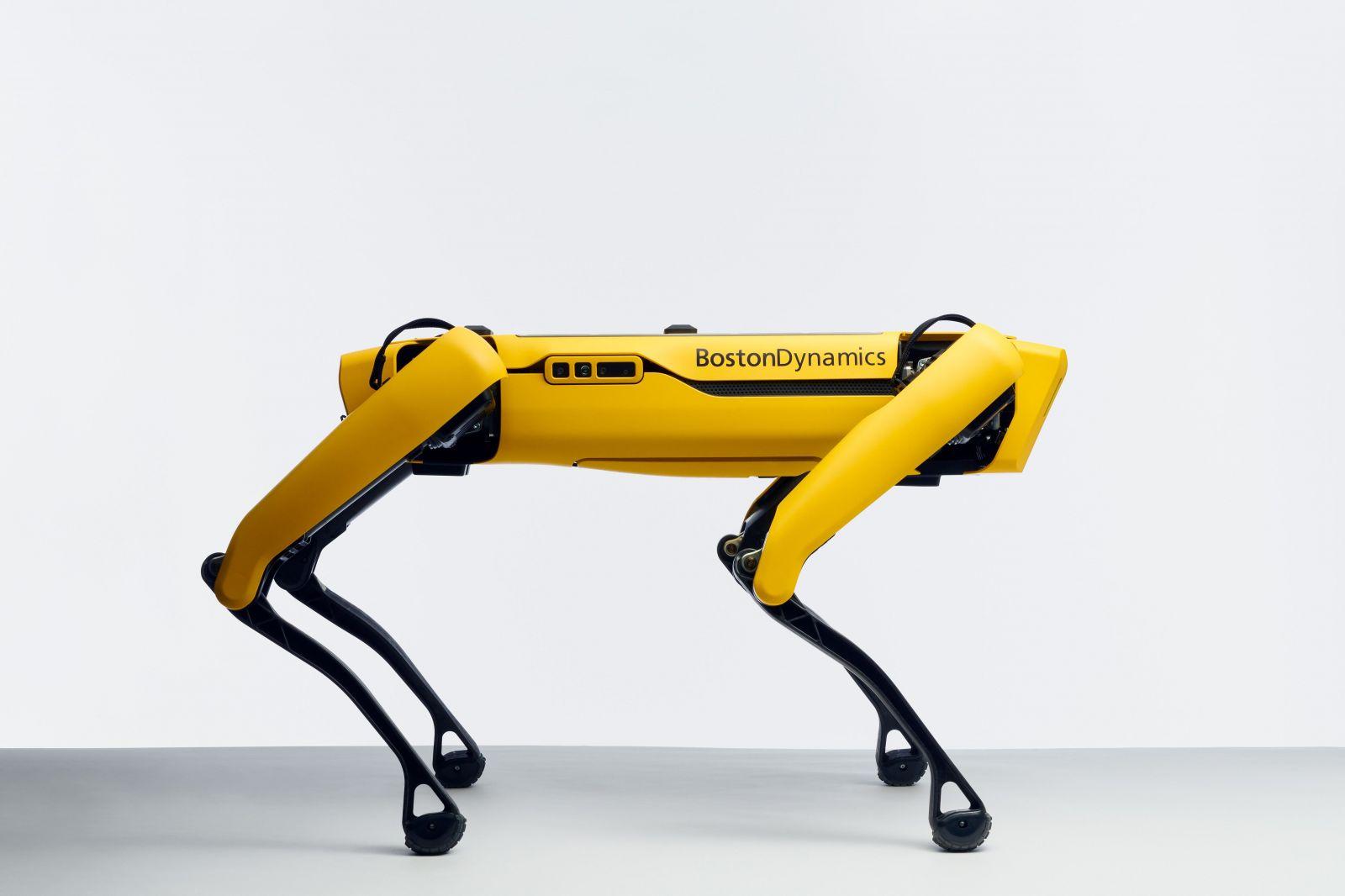 Hrozivo dokonalého autonómneho robota Boston Dynamics si už môžeš objednať. Stojí 74 500 dolárov