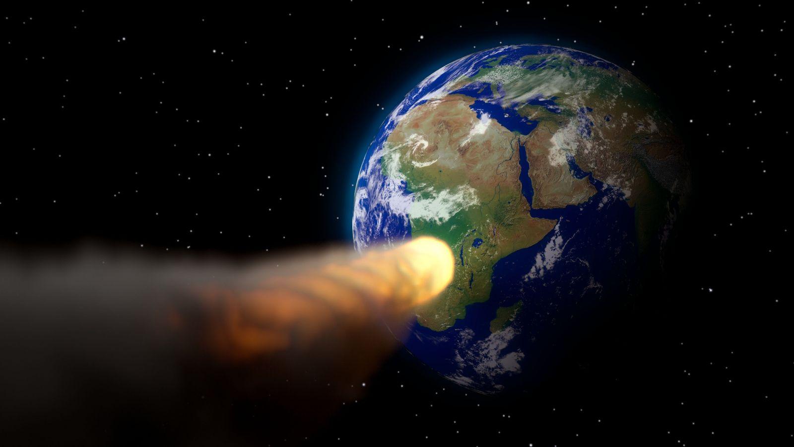 Za Jupiterom sa môže skrývať množstvo meteoritov, schopných ohroziť Zem. Nevidíme ich